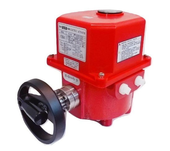 90 DegreeRotary Electric Actuator