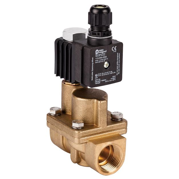Solenoid Valve-Explosion Proof Series