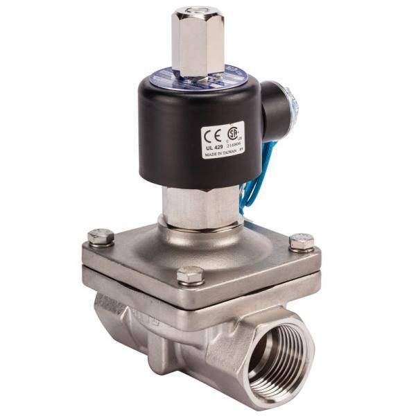Solenoid Valve-Normally Open Type