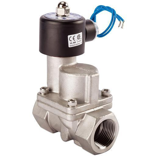 Solenoid Valve-Normally Closed Type